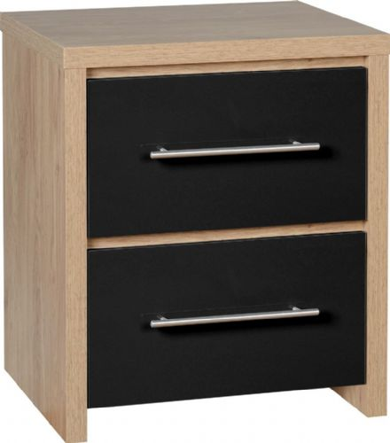 Graye Bedside Chest of Drawers